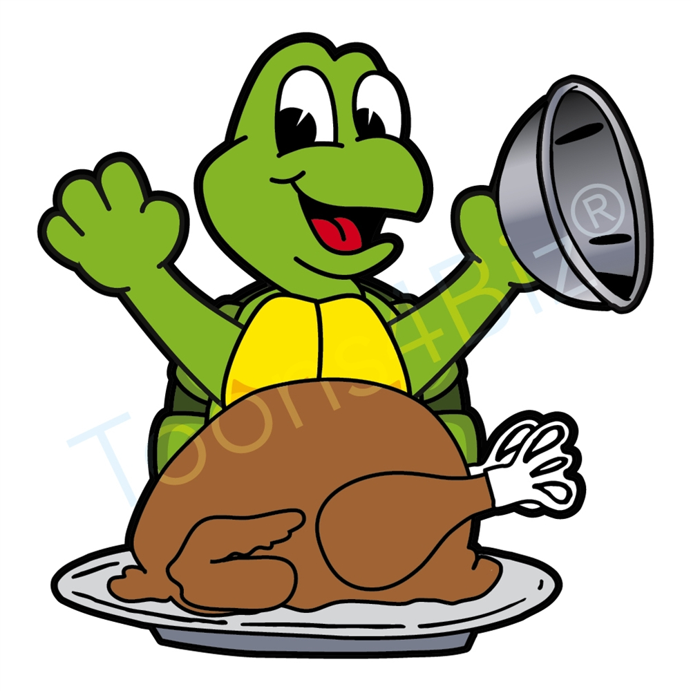 Turtle clipart thanksgiving #3