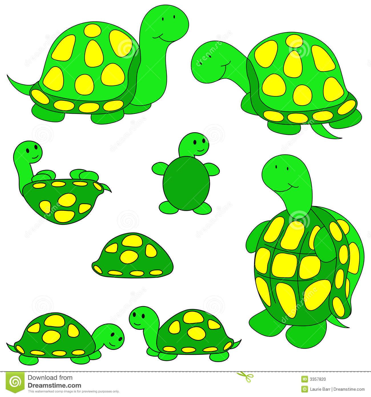 Turtle clipart tiny #11