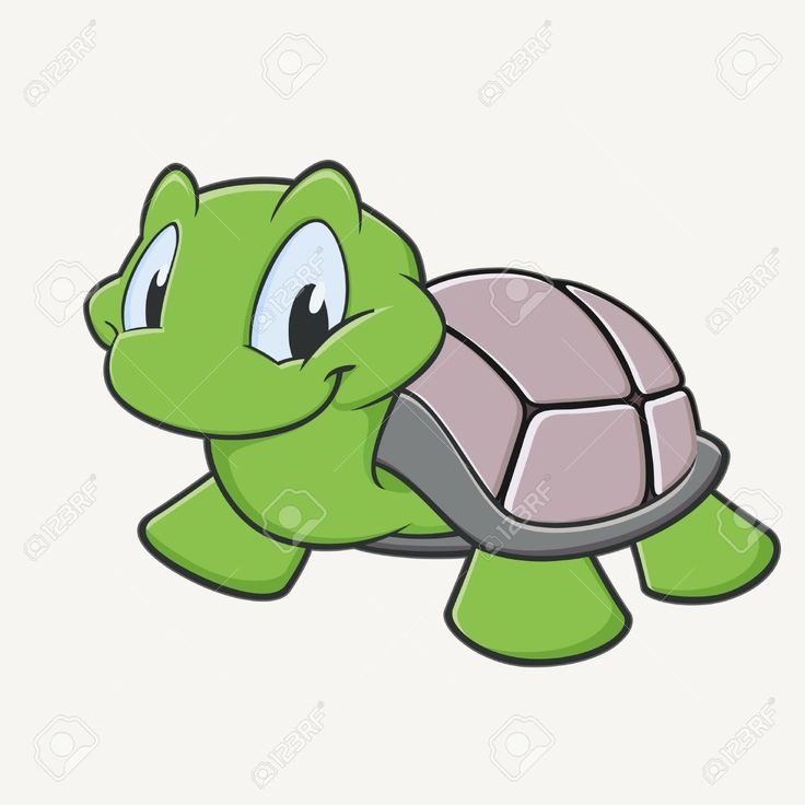 Turtle clipart tiny #9