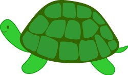 Turtle clipart tiny #6