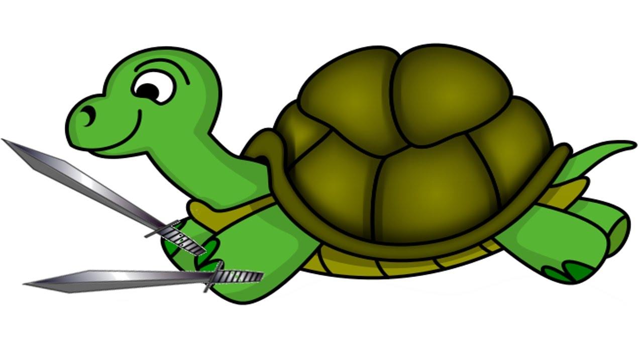 Turtle clipart tiny #8