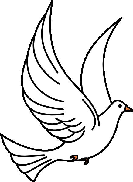 Bird clipart pigeon Dove Panda Images Clipart Clipart