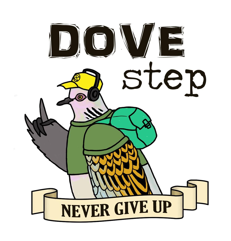 Turtle Dove clipart leave #12