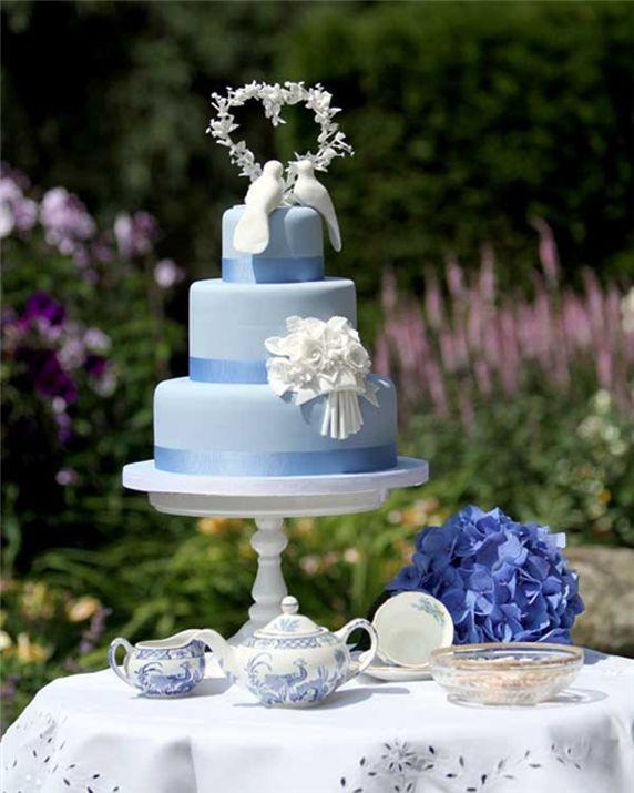 Turtle Dove clipart royal blue wedding #10