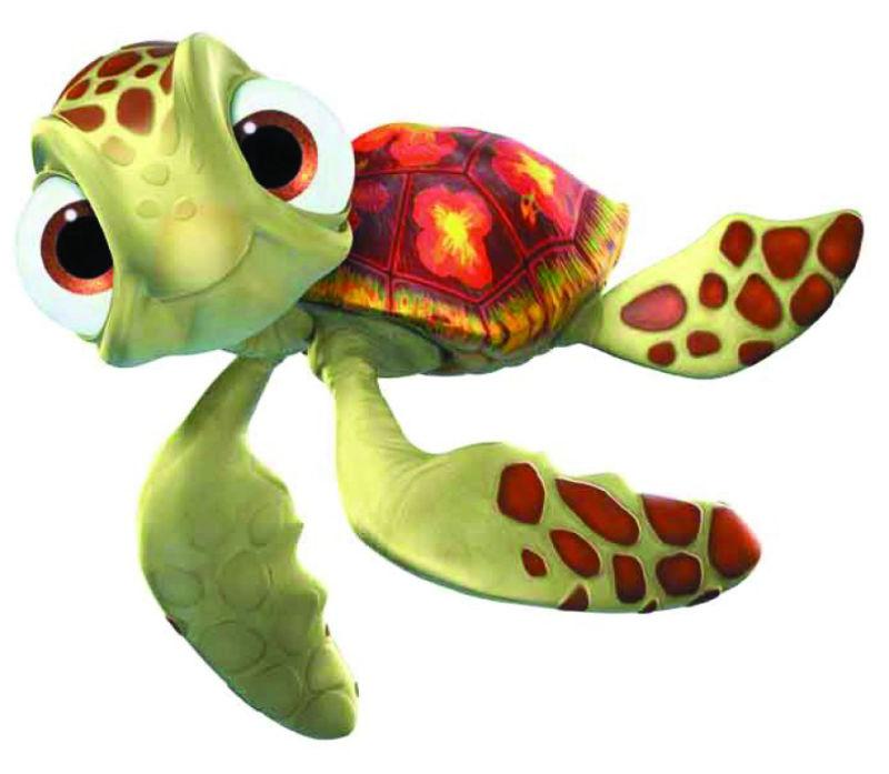 Tortoise clipart disney #12
