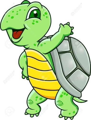 Turtoise clipart fast #3