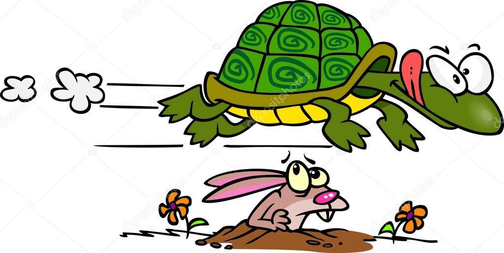 Turtoise clipart fast #6