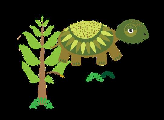 Tortoise clipart pattern #5