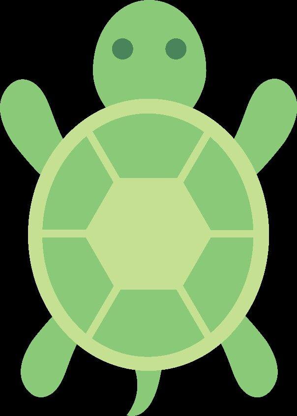 Tortoise clipart pattern #1