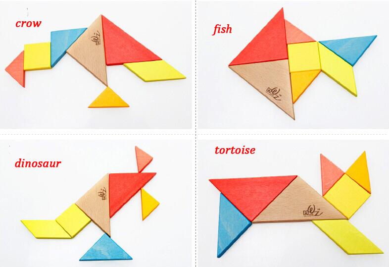 Turtoise clipart tangram #14
