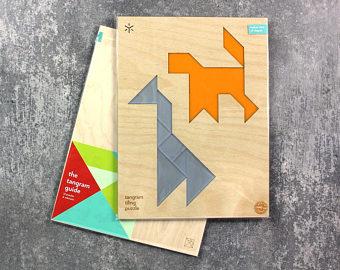 Turtoise clipart tangram #12