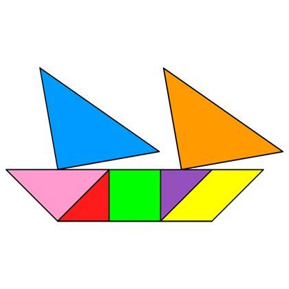 Turtoise clipart tangram #3