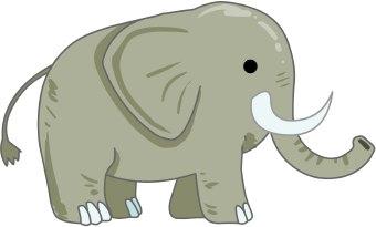 Tusk clipart Clipart Elephant Tusk photo#11 tusk