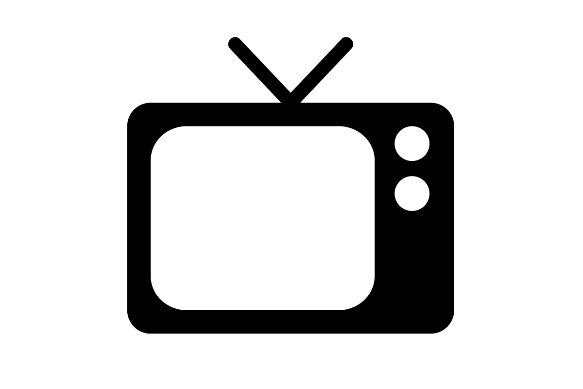 Tv clipart Clipart Small Clipart — TV