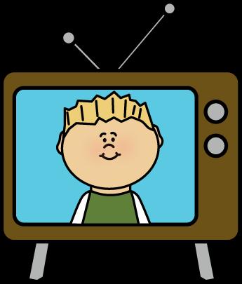 Tv clipart Images Kid Clip TV Art
