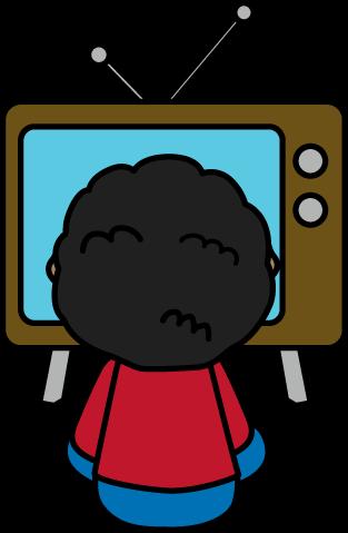 Tv clipart Images Child Clip TV Art