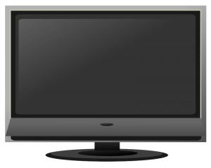 Display clipart tv set Tv Display Art LCD Download