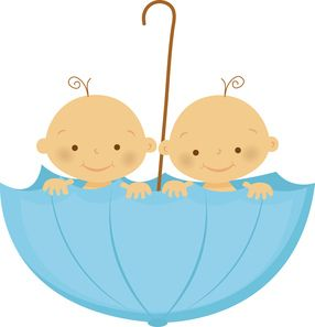 Twins clipart Twin an Boys Clipart Twins