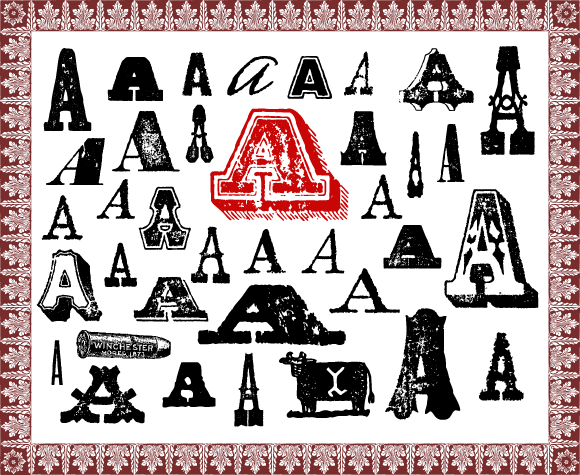 Old Letter clipart history Letters Buffs Clip Days for