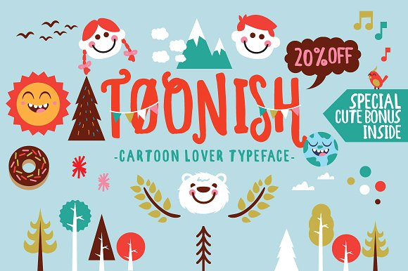 Typeface clipart cartoon 50 + Blog Creative Fonts