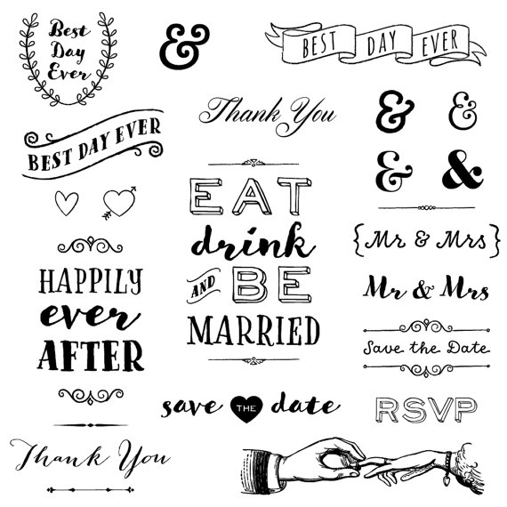 Wedding clipart rustic  Rustic by birDIYdesign Wedding