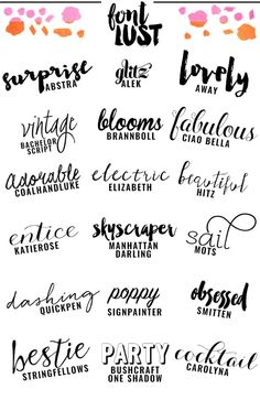 Drawn typeface serious Ink Pinterest Number Fonts and