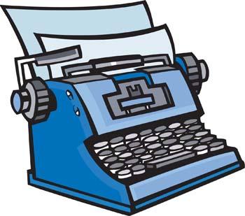 Typewriter clipart Free Download Typewriter Typewriter Clipart