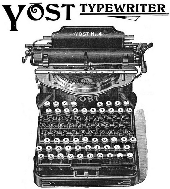 Typewriter clipart written communication On a was Pinterest 54