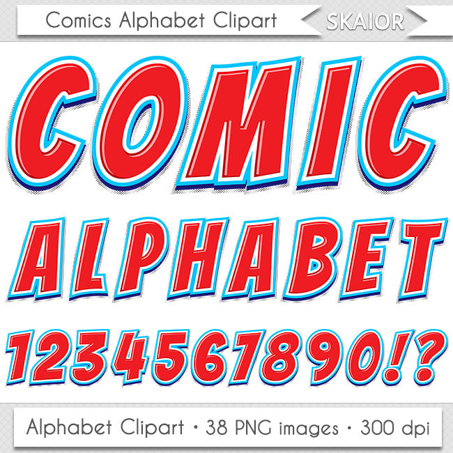 Comic clipart word bubble Design Web Designs Clipart Numbers