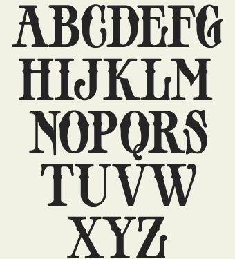 Typography clipart old style / Pinterest Fashioned images 546