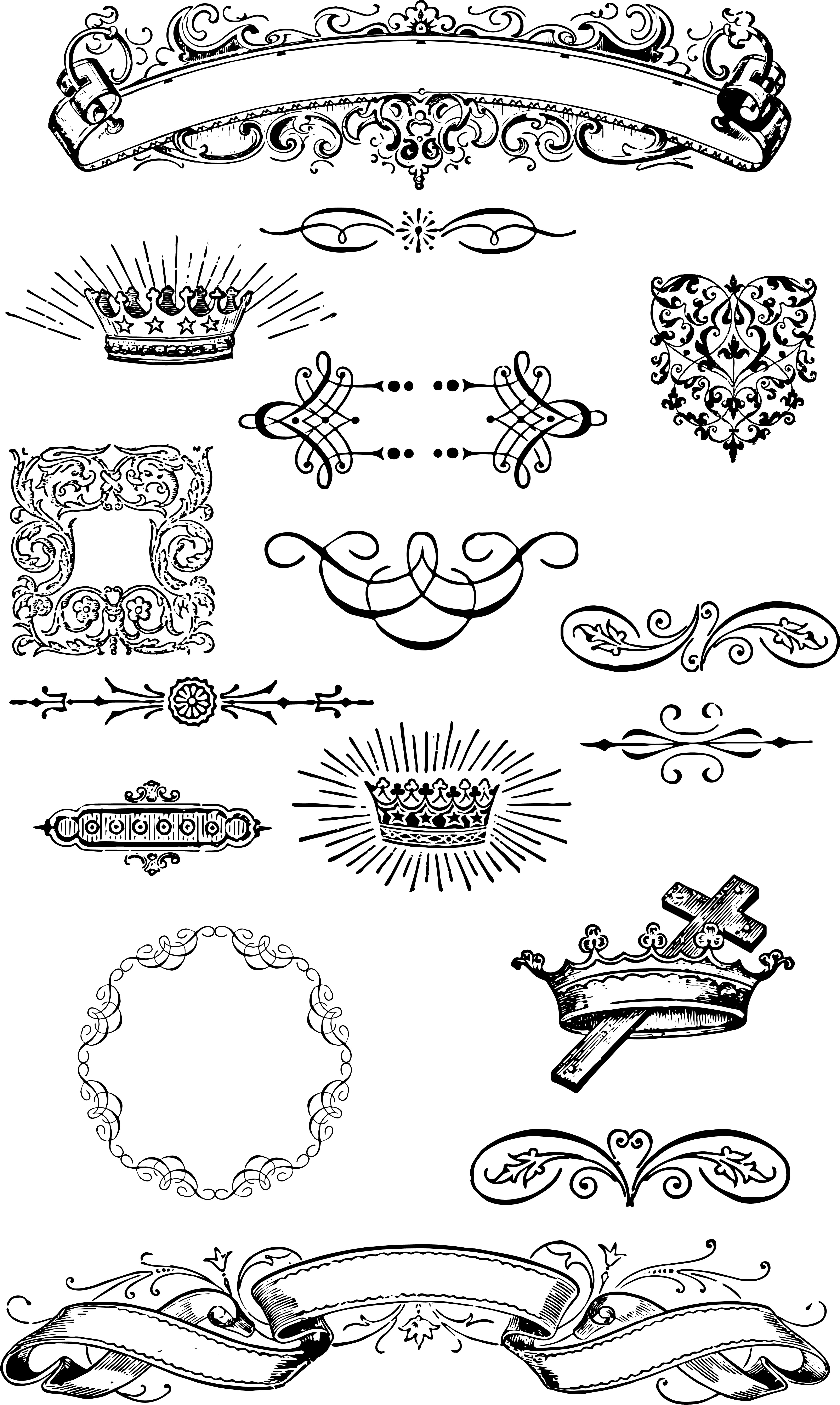 Calligraphy clipart western Search art Google cameo Google