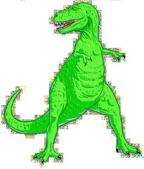 Tyrannosaurus Rex clipart Panda Art T rex Clipart