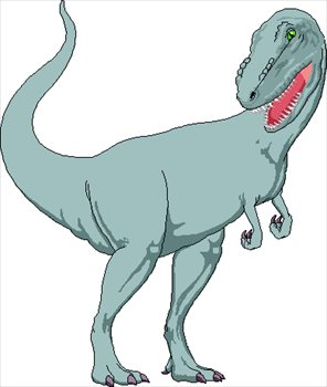 Tyrannosaurus Rex clipart Rex T Tyrannosaurus is clip