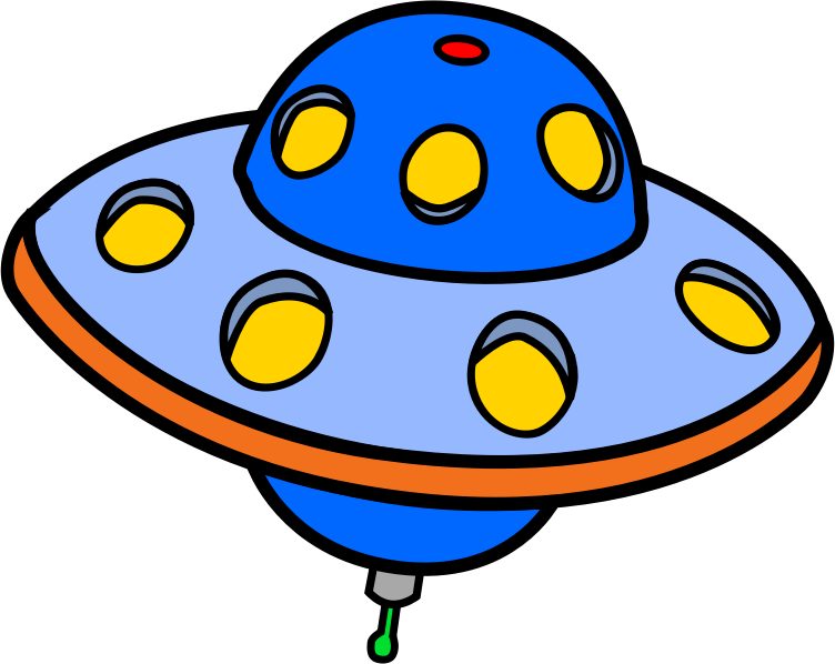 Saucer clipart Domain to Free Art Flying