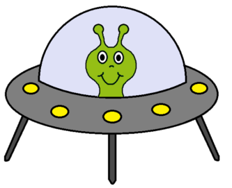 UFO clipart cartoon ClipartPen Clipart Clipart Ufo «