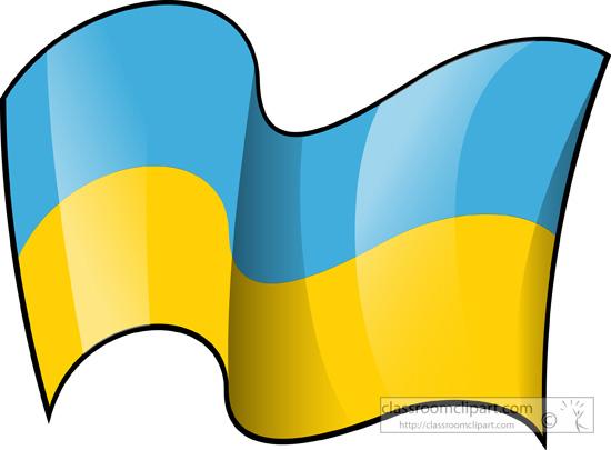 Ukraine clipart Pictures  Results Flags Ukraine