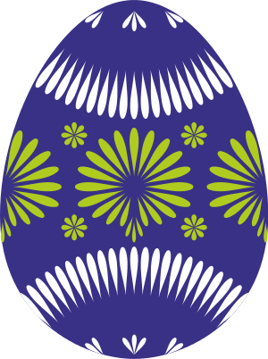 Ukraine clipart easter egg From Pysanka ornaments Lemkivshchyna Floral