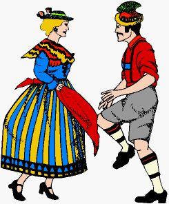 Ukraine clipart folk dance 5617 Dance images Pinterest best