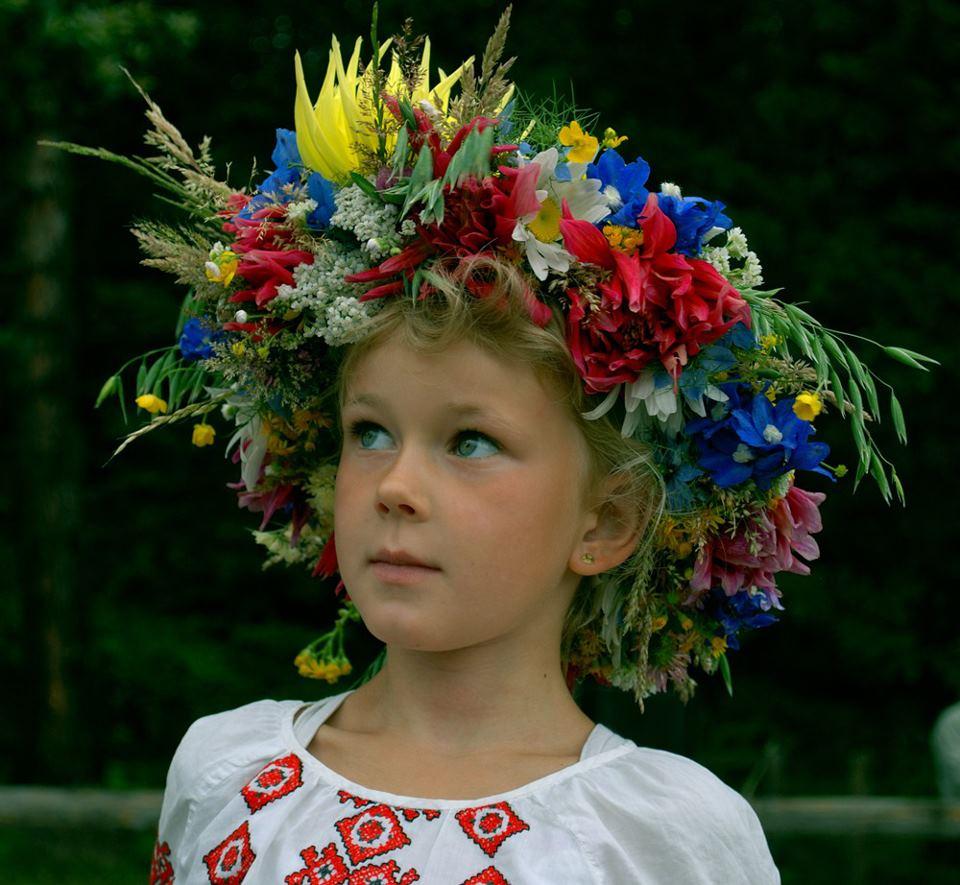 Ukraine clipart vinok Future one Family topsy topsy