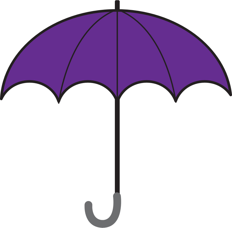 Umbrella clipart Free clip microsoft Umbrella clip