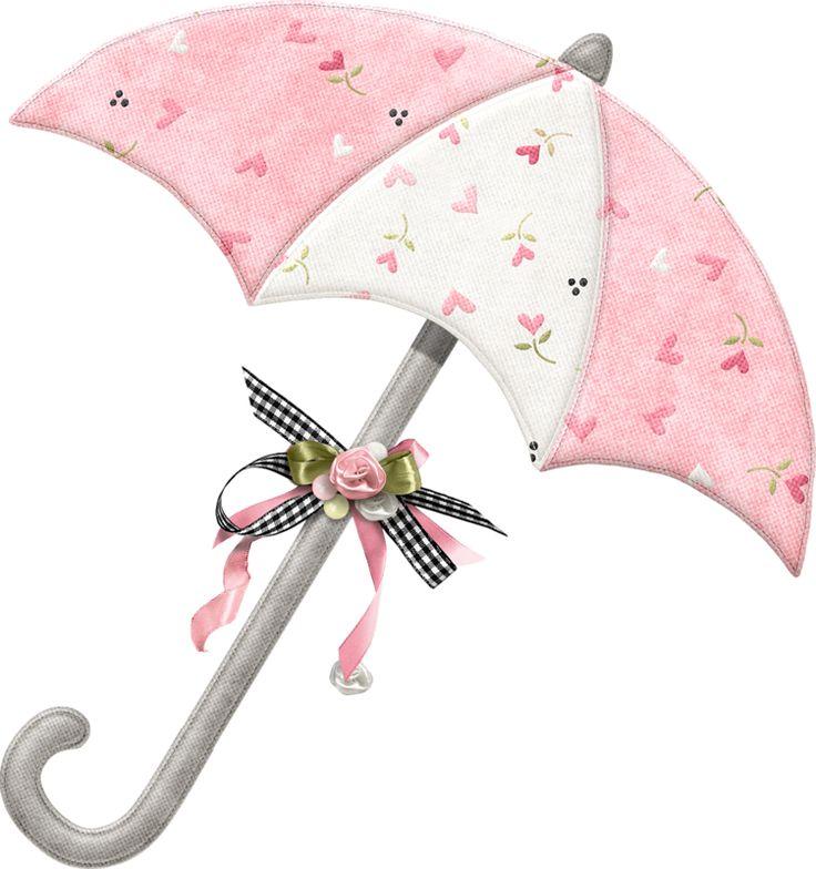 Umbrella clipart bridal shower umbrella ~*☔ Pin Umbrellas Umbrellas this