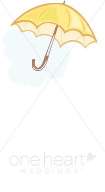 Umbrella clipart bridal shower umbrella Art Shower Clip Umbrella Clip