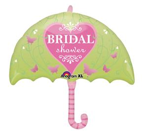 Umbrella clipart bridal shower umbrella Balloon Bridal Shower Bridal Balloons
