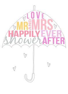 Umbrella clipart bridal shower umbrella 236x325 Resolution Wedding Shower Umbrella