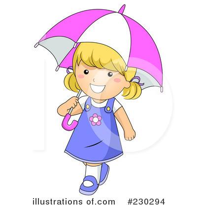 Umbrella clipart child BNP Free Studio Royalty Clipart