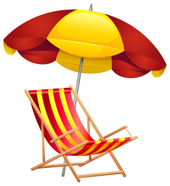 Navy clipart umbrella And Clip Image Chair Art