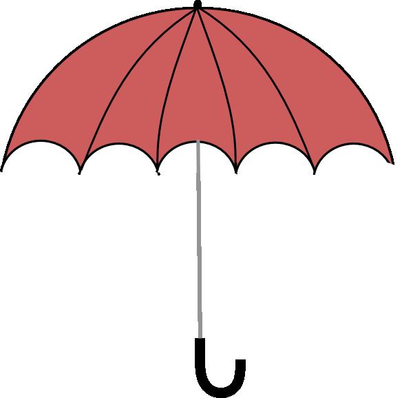 Umbrella clipart large Art Clker art clip Tags