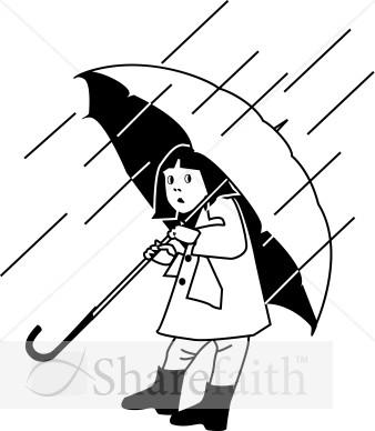 Umbrella clipart large Black White Clipart Free mutilation%20clipart