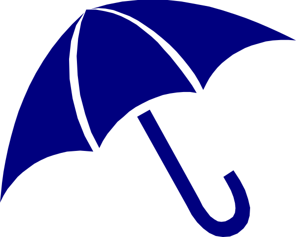 Navy clipart umbrella Clker clip  this art