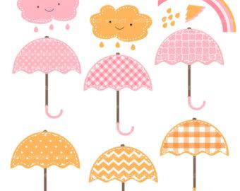 Umbrella clipart pink umbrella Baby Baby Umbrella Pink Pink